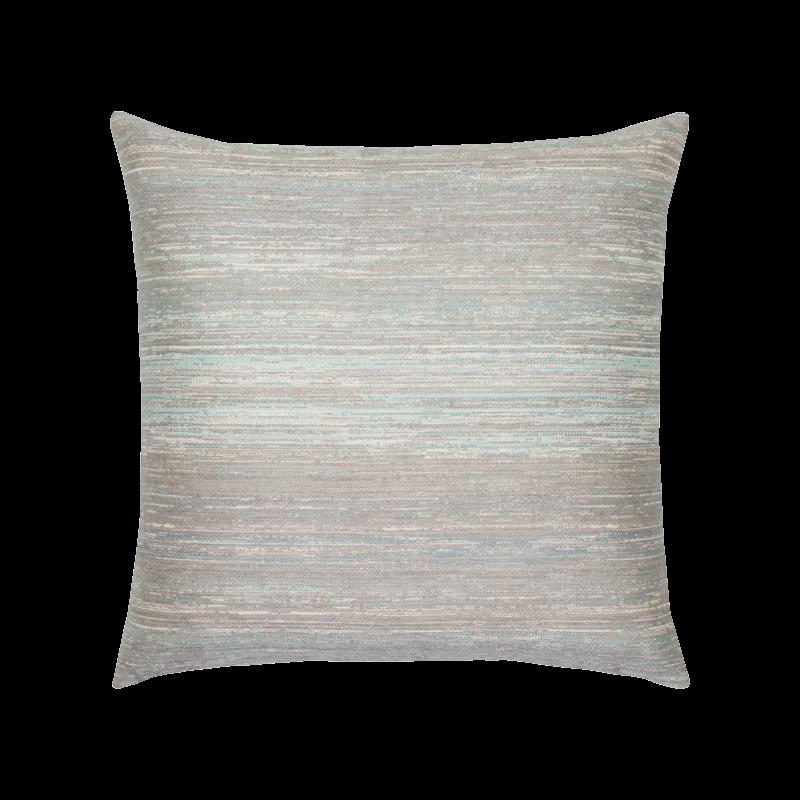 "Elaine Smith Textured Mist 20"" x 20"" Outdoor Pillow"