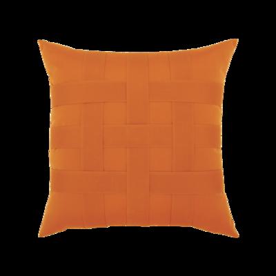 Elaine Smith Indoor/Outdoor Basketweave 20 x 20  Pillow   7 Colors
