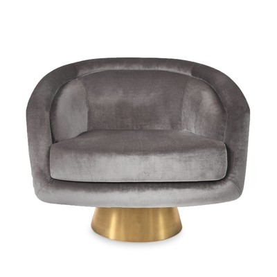 Bacharach Swivel Chair | Rialto Ash