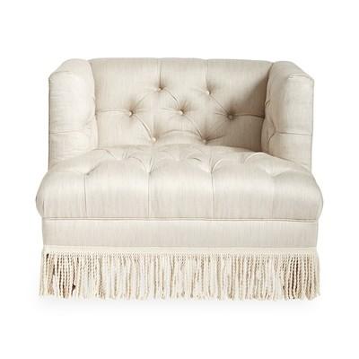 Baxter Chair | Biarritz Linen