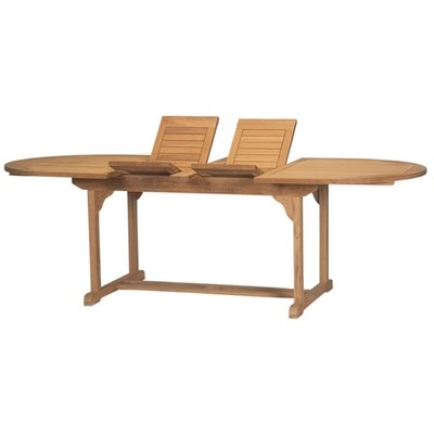 Belmont Harbor Oval Dining Table