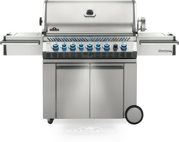 Prestige Pro 665 Gas Grill