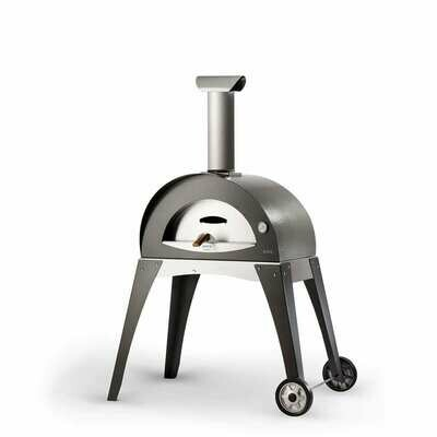 Alfa Pizza Ciao Wood Fired Oven with Leg Kit