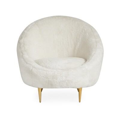 Ether Shearling Chair