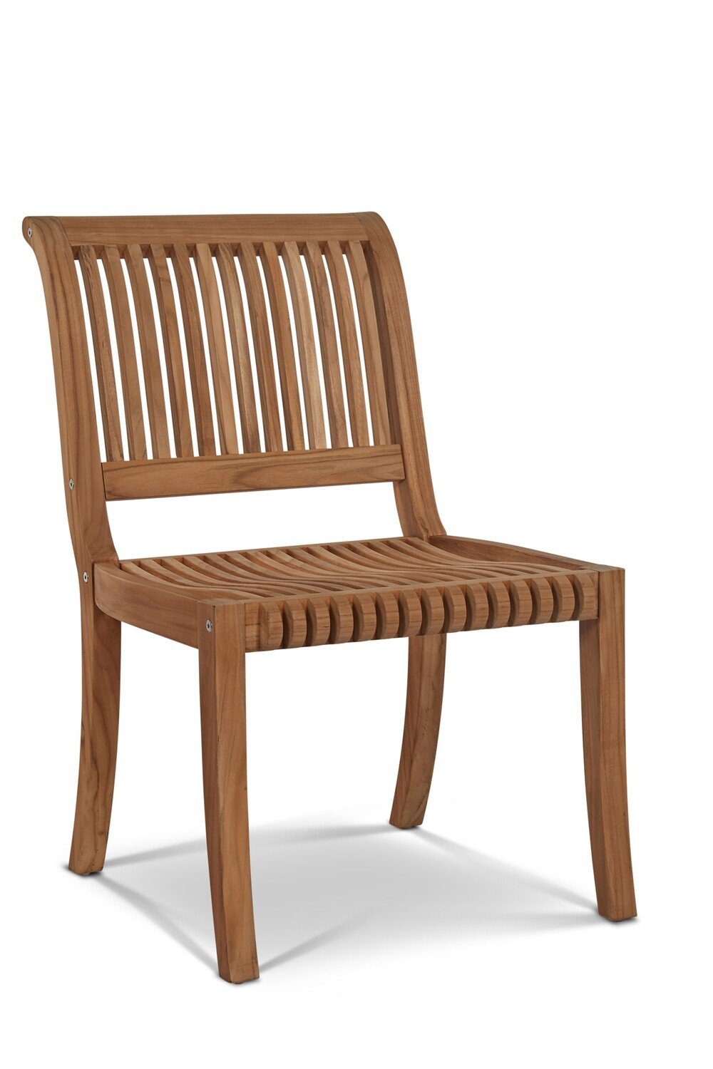 Palm Dining Armless Side Chair