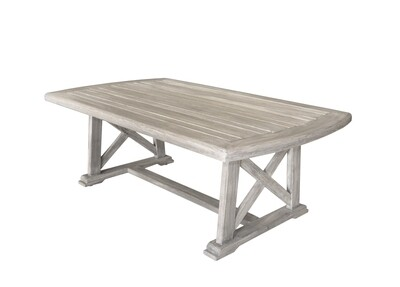 Beach Side Teak Coffee Table
