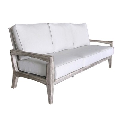 Beach Side Teak Sofa