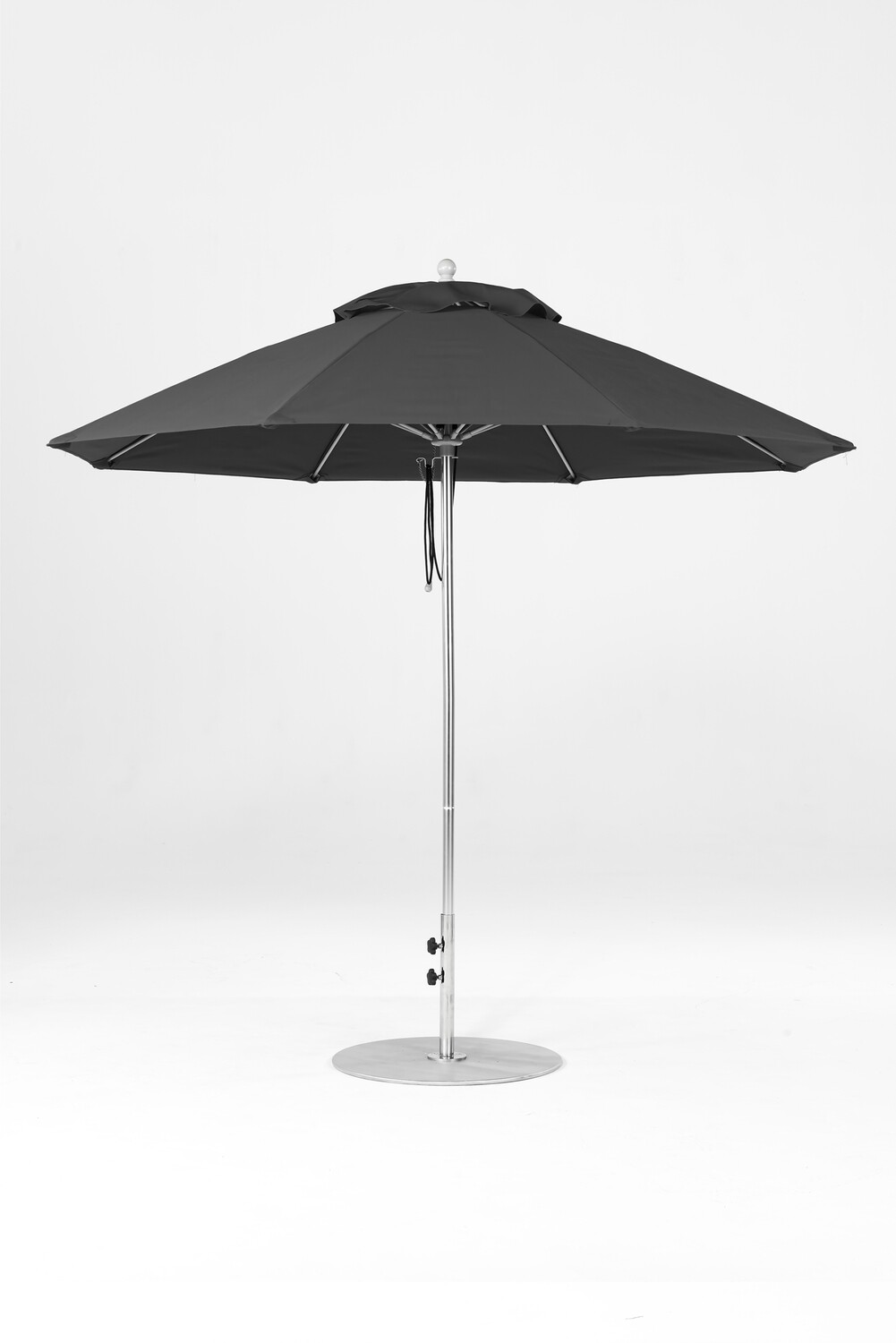 Monterey Market Umbrella with Pulley Lift