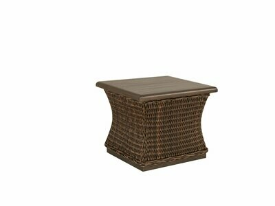 Monticello Woven End Table Base