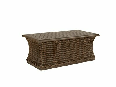 Monticello Woven Coffee Table Base