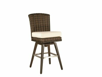 Monticello Swivel Bar Chair