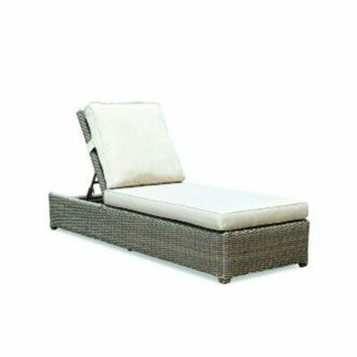 Seaside Patio Chaise Lounge