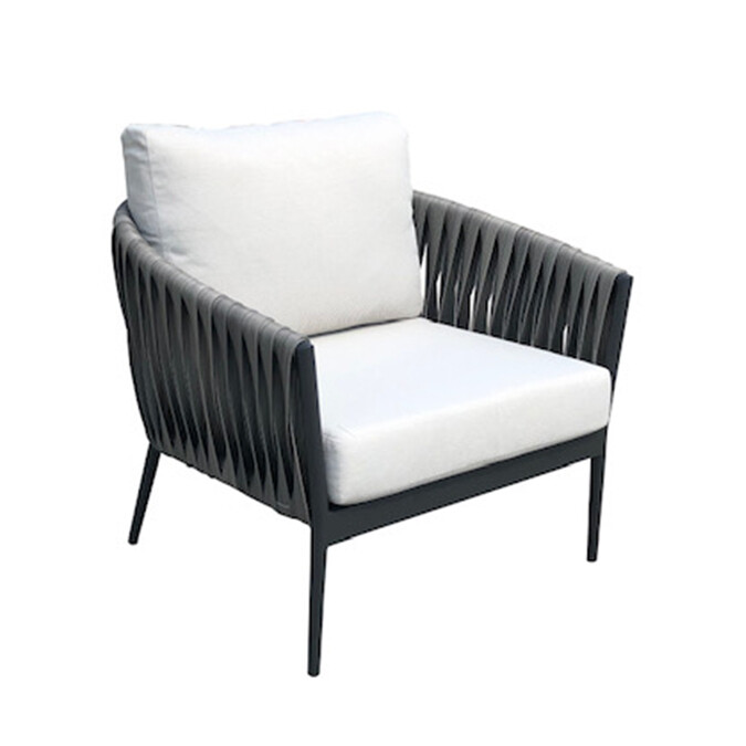 Corsica Wicker Club Chair