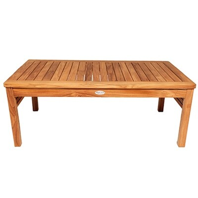 South Beach Teak Coffee Table