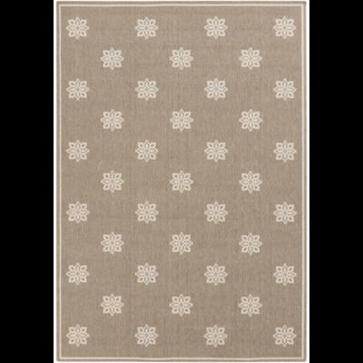 Alfresco Indoor/Outdoor Rug | Camel & Cream