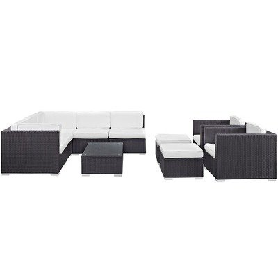 10 Piece Sectional Set