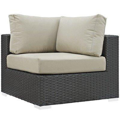 Soho Patio Corner with Sunbrella® Cushion