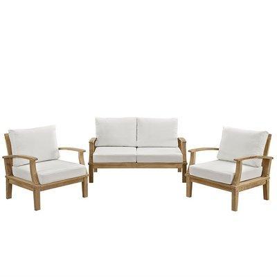 Belmont Harbor 3 Piece Seating Set