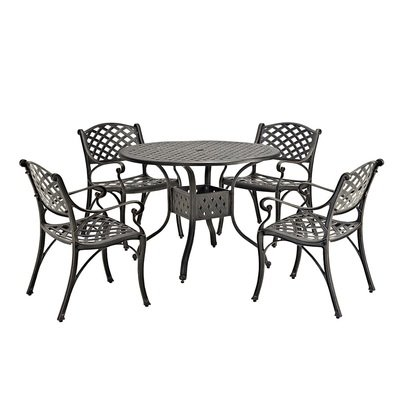 Hyde Park Patio Dining Set  | 5 Piece