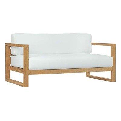 Uptown Teak Collection Sofa