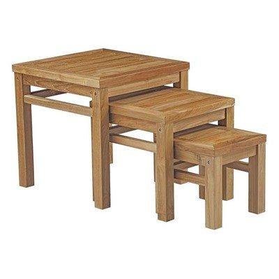 Belmont Harbor Nesting Side Table   Set of 3