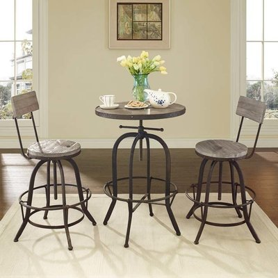 Scully's Bar Table | 2 Color Options