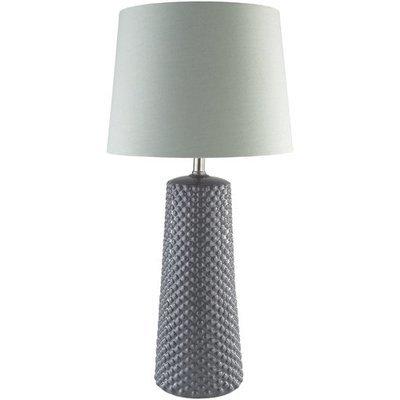 Wesley Table Lamp | Charcoal