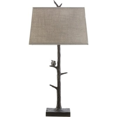 Weber Table Lamp | Charcoal