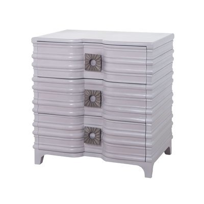 Poland 3 Drawer Chest