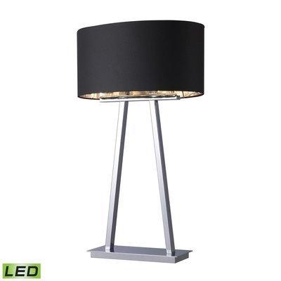 Empire Chrome Table Lamp
