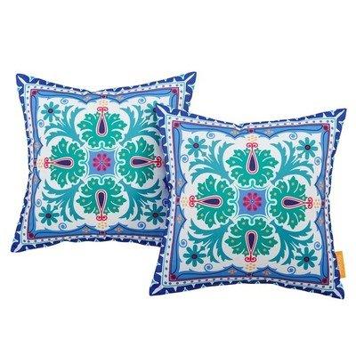 Clover 2 Piece Outdoor Pillow Set 17