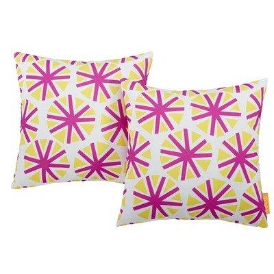 Starburst 2 Piece Outdoor Pillow Set 17