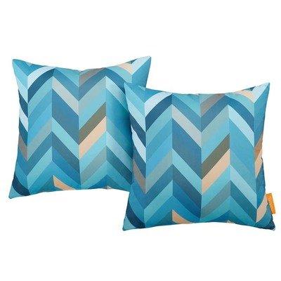 Wave 2 Piece Outdoor Pillow Set 17