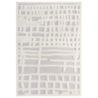 Lattice Abstract Rug | 2 Sizes
