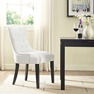 Regal Dining Chair | White