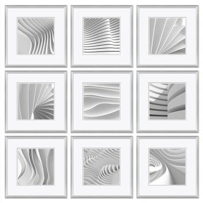 Black & White Architectural's - Lines