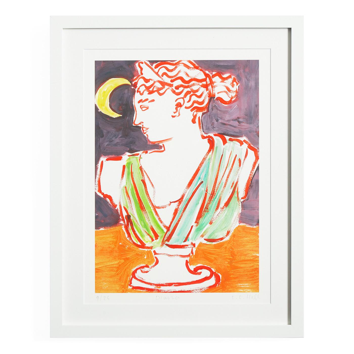 "Luke Edward Hall ""Diana"" Print"