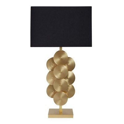 Puzzle Circles Table Lamp