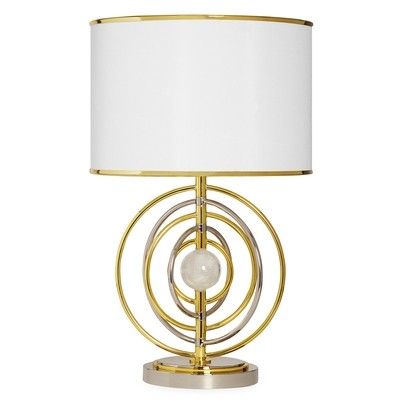 Electrum Kinetic Table Lamp