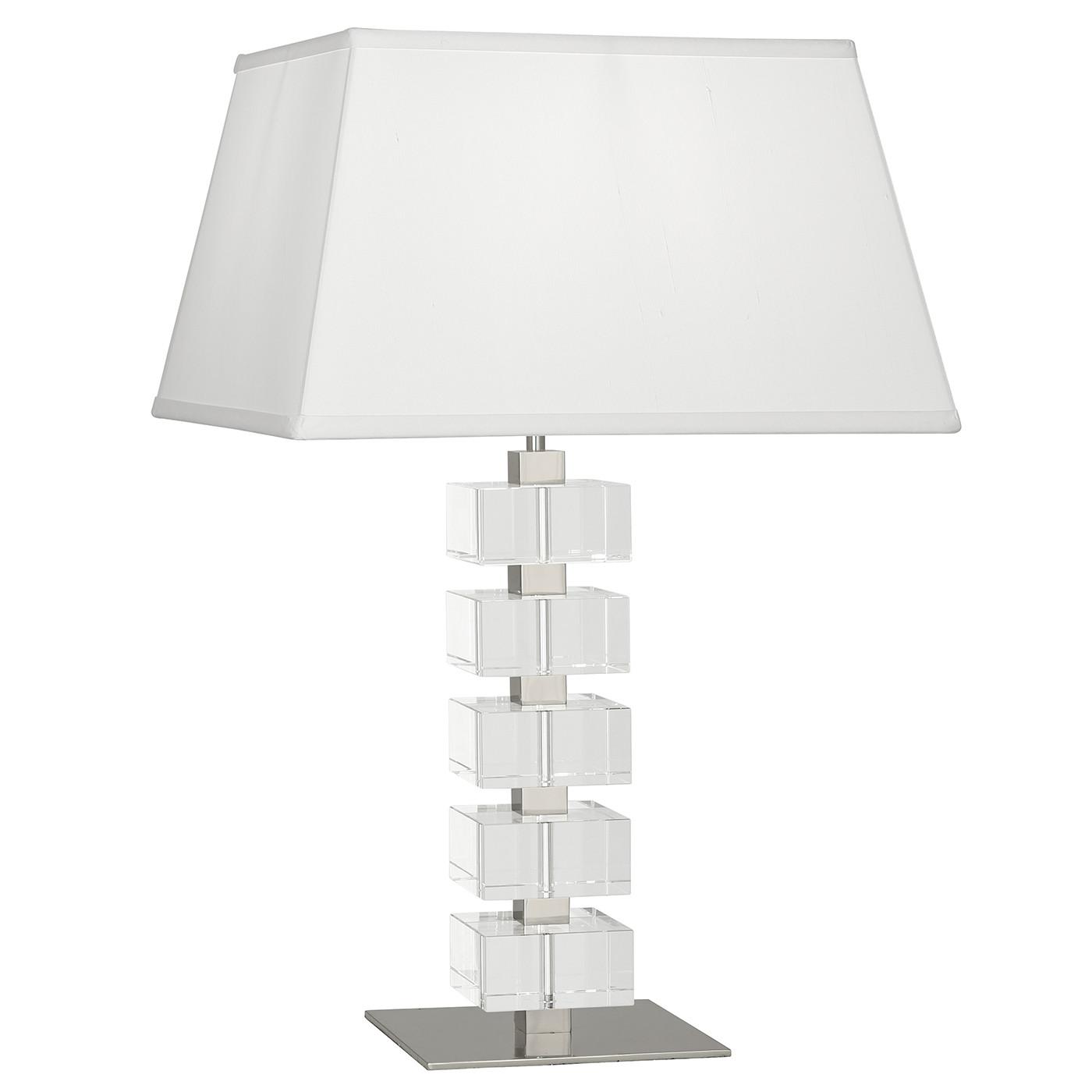 Monaco Crystal Table Lamp