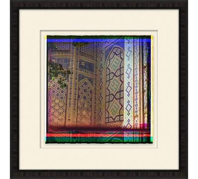 Solarized Buildings - Print F