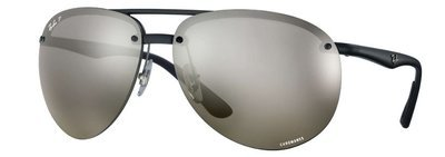 Chromance 4293 Black Silver Mirror Polarized
