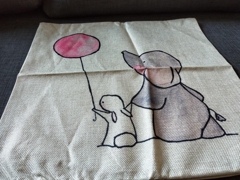 Bunny Cushion  Cover 10