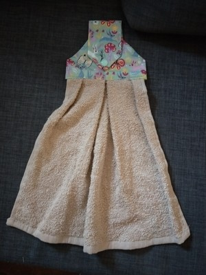 I'm Sew Happy - Hanging towel #2