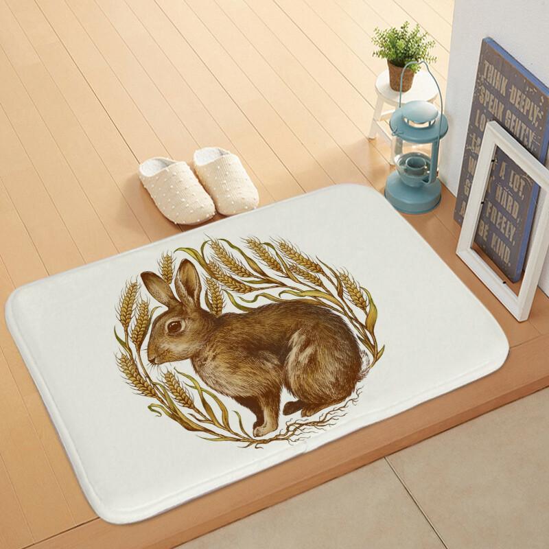Bunny  Floor Matt 2