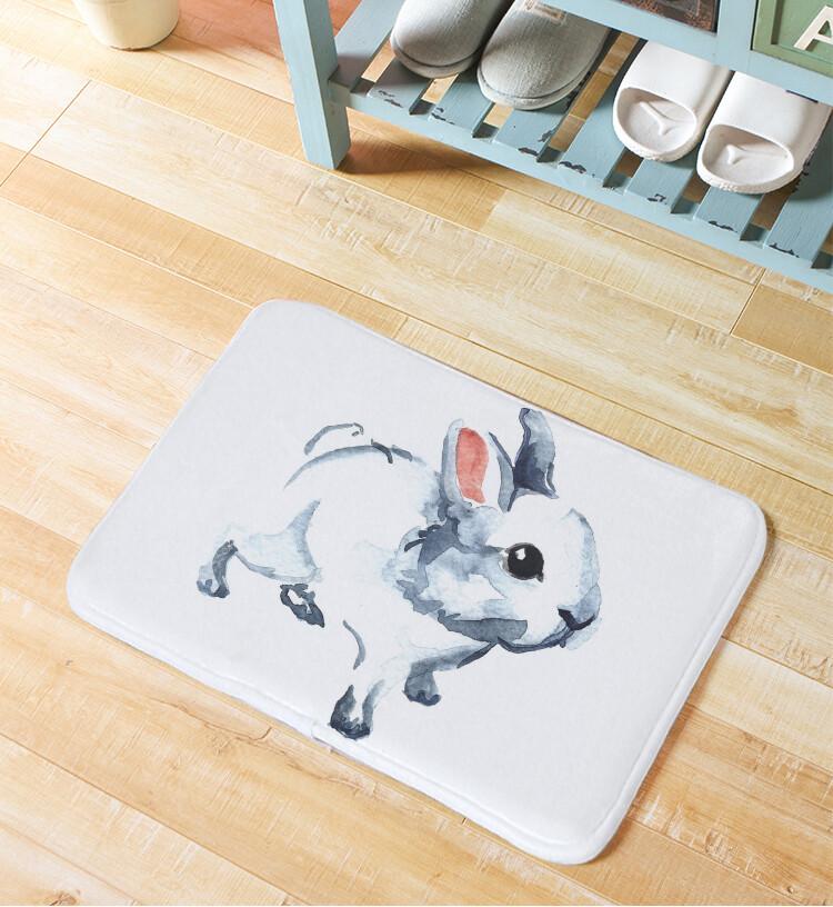 Bunny  Floor Matt 6