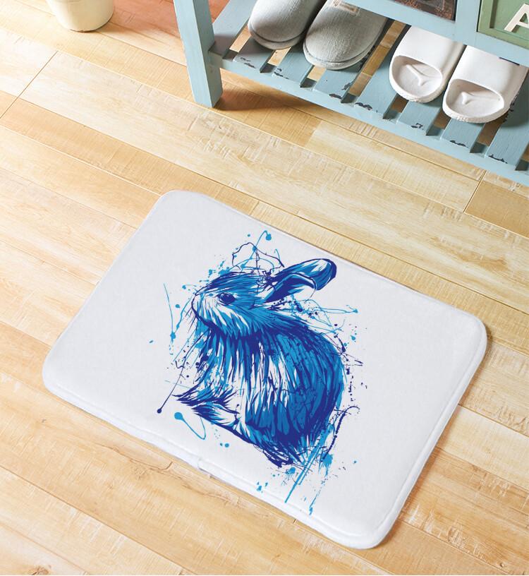 Bunny  Floor Matt 8