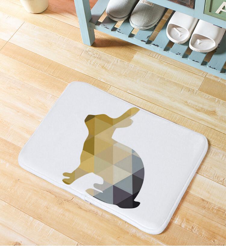 Bunny  Floor Matt 20