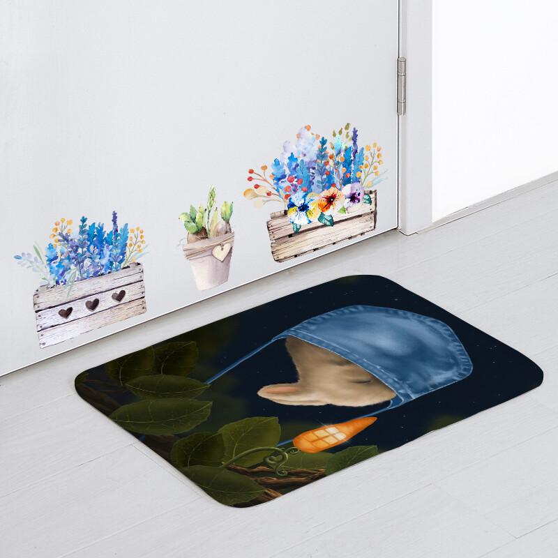 Bunny  Floor Matt 23