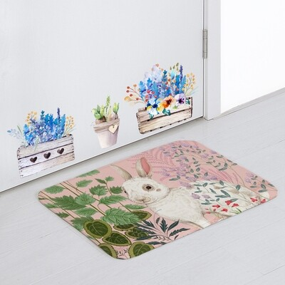 Bunny  Floor Matt 31